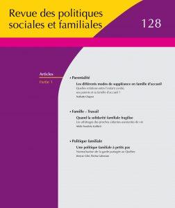RPSF est une publicationde la Cnaf.